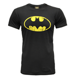 Batman - Distressed Logo (Men's T-SHIRT)