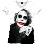 Batman - Dark Knight - Joker Poker T-shirt