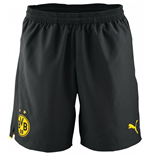 2015-2016 Borussia Dortmund Puma Leisure Shorts (Black)