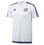 2015-2016 Chelsea Adidas Training Shirt (White)