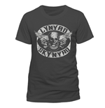 Lynyrd Skynryd - Biker Patch (Men's T-SHIRT)