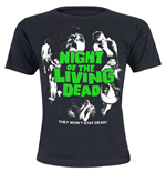 Night of the Living Dead T-shirt 147806