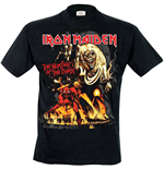 Iron Maiden T-shirt - The Number Of The Beast Graphic
