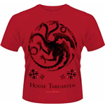 Game Of Thrones - House Of Targaryen Men's T-shirt