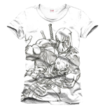 Deadpool T-shirt - Sketch