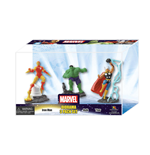 Marvel Comics Mini Figures 3-Pack Set A 10 cm
