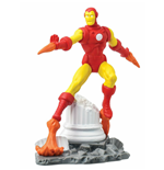 Marvel Comics Mini Figure Iron Man 7 cm