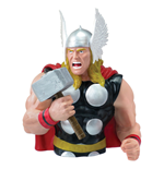 Marvel Comics Coin Bank Classic Thor 20 cm