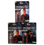 Terminator 2 ReAction Action Figures 10 cm T-1000 Assortment (6)