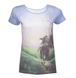 The Legend of Zelda Ladies T-Shirt Ocarina of Time