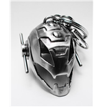 Marvel Comics Metal Keychain Ultron Helmet