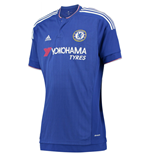 2015-2016 Chelsea Adidas Womens Home Shirt