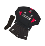 2015-2016 Liverpool Home Goalkeeper Mini Kit