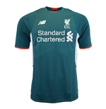 2015-2016 Liverpool Away Goalkeeper Shirt (Green)