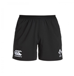2015-2016 Ireland Alternate Pro Rugby Shorts (Black)