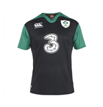 2015-2016 Ireland Alternate Pro Rugby Shirt