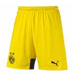 2015-2016 Borussia Dortmund Home Puma Shorts (Yellow) - Kids