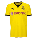 2015-2016 Borussia Dortmund European Home Puma Shirt (Kids)