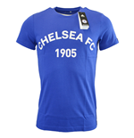2015-2016 Chelsea Adidas Graphic Tee (Blue)