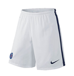 2015-2016 PSG Away Nike Football Shorts (Kids)