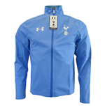 2015-2016 Tottenham Adult Waterproof Shell Jacket (Water Blue)