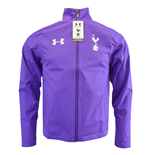 2015-2016 Tottenham Adult Waterproof Shell Jacket (Purple)