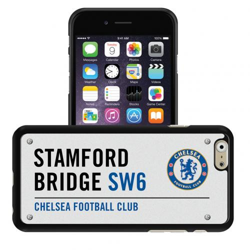 Chelsea F.C. iPhone 6 Hard Case 3D SS