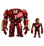 Avengers Age of Ultron Artist Mix Bobble-Heads Hulkbuster & Battle Damaged Iron Man 20 cm