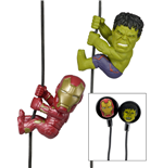 Avengers Age of Ultron Scalers Mini Figures 2-Pack with Custom Earbuds