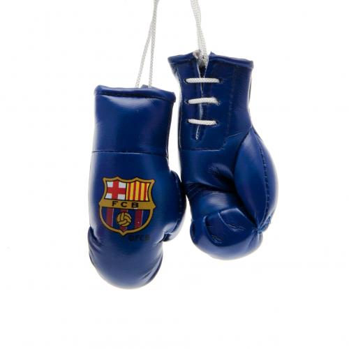F.C. Barcelona Mini Boxing Gloves