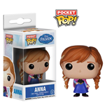 Frozen Pocket POP! Vinyl Figure Anna 4 cm
