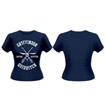 Harry Potter Ladies T-Shirt Quidditch Captain Potter