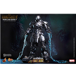 Iron Man 2 MMS Diecast Action Figure 1/6 Whiplash Mark II 33 cm