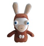 Raving Rabbids Plush Figure Cangaroo 22 cm