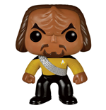 Star Trek TNG POP! Vinyl Figure Worf 9 cm