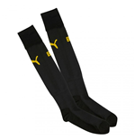 2015-2016 Borussia Dortmund Home Change Puma Socks (Black) - Kids