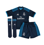 2015-2016 Real Madrid Adidas Third SMU Mini Kit