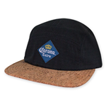 CORONA EXTRA 5 Panel Black Hat