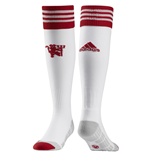 2015-2016 Man Utd Adidas Home Change Socks (White)