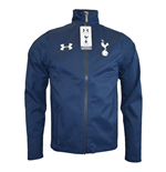 2015-2016 Tottenham Adult Waterproof Shell Jacket (Navy)