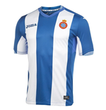 2015-2016 Espanyol Joma Home Football Shirt