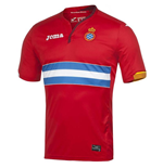 2015-2016 Espanyol Joma Away Football Shirt