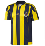 2015-2016 Fenerbahce Adidas Home Football Shirt