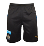 2015-2016 Newcastle Puma Training Shorts (Black)