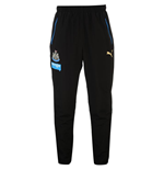 2015-2016 Newcastle Puma Leisure Pants (Black) - Kids