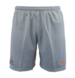 2015-2016 Newcastle Away Goalkeeper Shorts (Blue Fog)