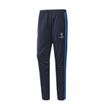 2015-2016 Real Madrid Adidas EU Training Pants (Indigo)