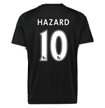 2015-2016 Chelsea Third Shirt (Hazard 10) - Kids