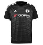 2015-2016 Chelsea Adidas Third Football Shirt