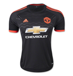 2015-2016 Man Utd Adidas Third Football Shirt (Kids)